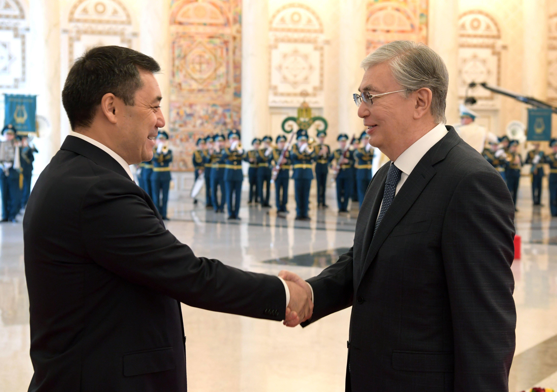 Казахстан и Кыргызстан упростят процесс перемещения товаров через границу