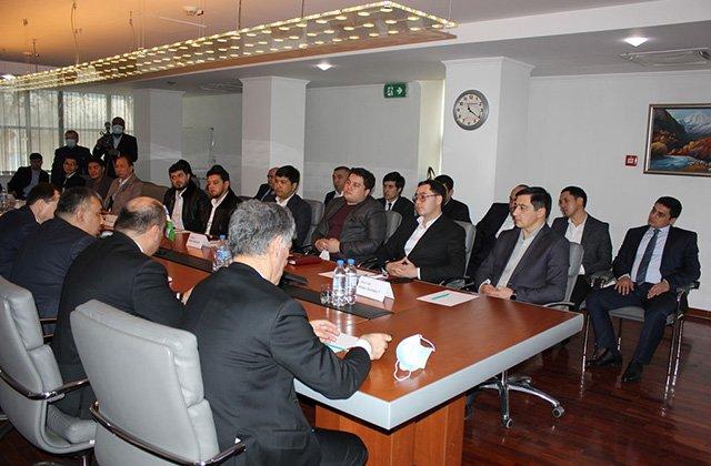 В Душанбе откроется Центральноазиатская торговая палата