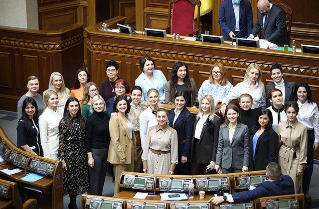 В партии «Слуга народа» создадут движение «Зе! Женщины»