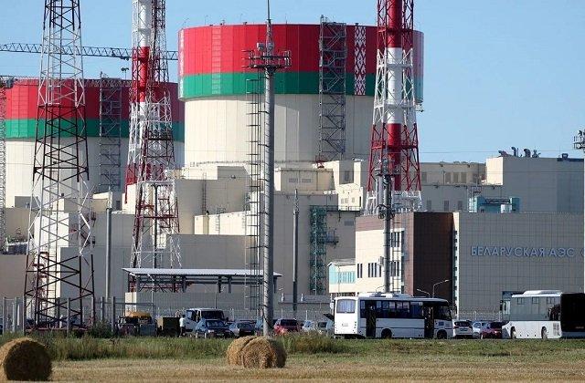 Энергоблок №-1 Белорусской АЭС включили в сеть