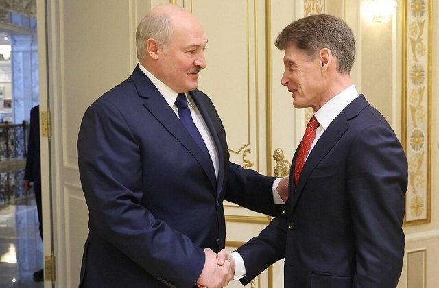 Белоруссия готова удовлетворить интересы Приморского края России