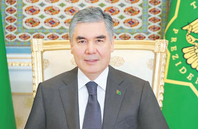 Бердымухамедов создал благотворительный фонд помощи туркменским сиротам