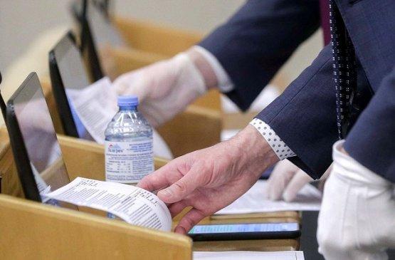 Володин предложил юридически закрепить обязательства депутатов
