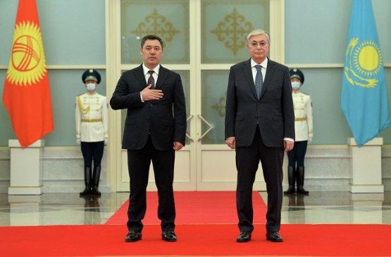 Президенты Киргизии и Казахстана обсудили перспективы дальнейшего взаимодействия