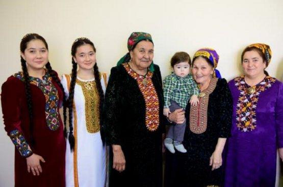 Туркменистан обеспечил женщин всем необходимым для защиты их прав и свобод