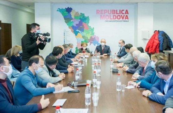 Социалисты Молдовы готовят план действий по выходу из политического и пандемического кризиса