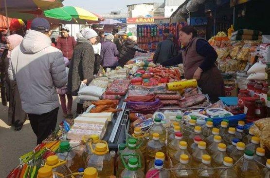 Киргизия попросила Россию предоставить масло, зерно и сахар по ценам производителей