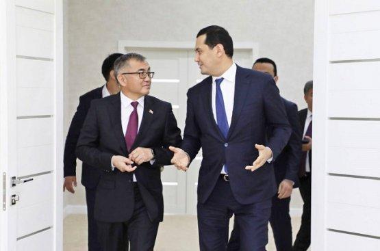 Узбекистан и Киргизия запланировали создать совместный инвестфонд