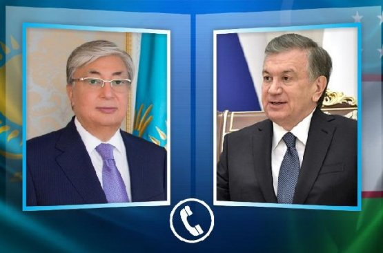 Главы Казахстана и Узбекистана договорились расширить транспортные коммуникации