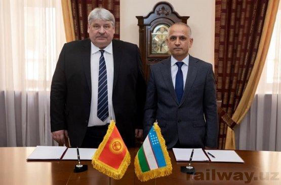 С мая текущего года будут запущены пассажирские поезда  по маршруту Ташкент-Иссык-Куль