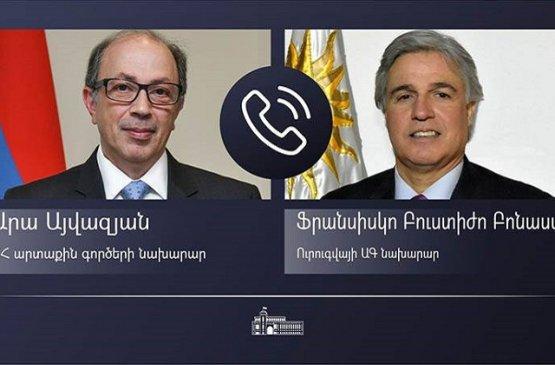 Армения и Уругвай готовы расширять сотрудничество в различных направлениях