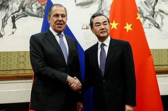 Лавров назвал партнёрство КНР и РФ во время пандемии примером для подражания