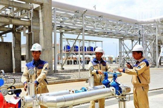 Туркменистан сохранил своё лидерство по поставкам газа в Китай