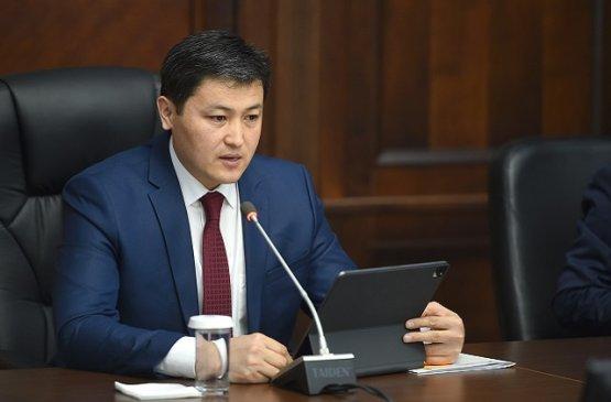 Марипов сообщил о заинтересованности Киргизии в использовании системы ASYCUDA