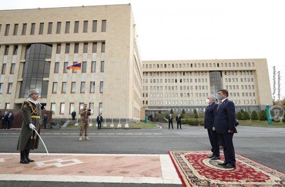Министры Армении и Ирака подписали соглашение о взаимном сотрудничестве