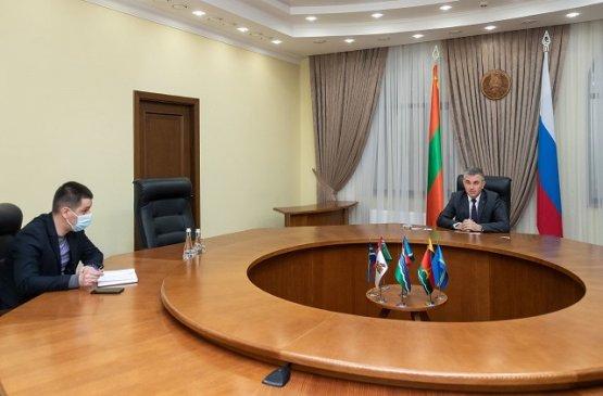 Лидер Приднестровья посетит Москву для обсуждения поставки российских вакцин в регион