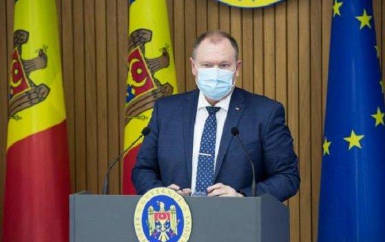 Власти Молдавии объявили о введении чрезвычайного положения до 30 мая