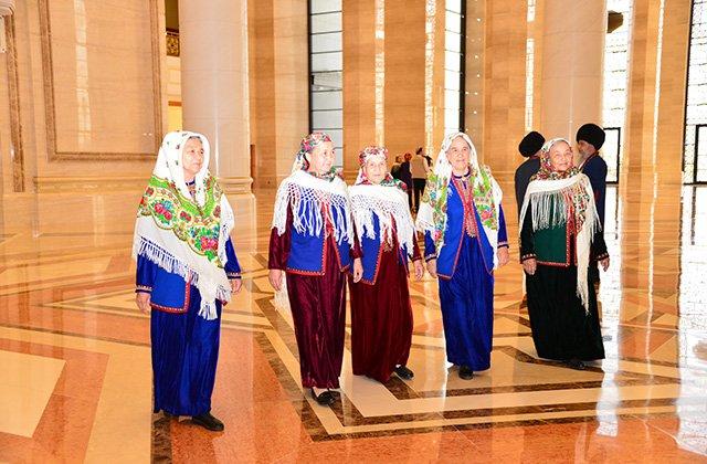Бердымухамедов избран главой Халк Маслахаты Милли Генгеша