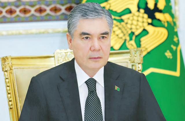 Ушёл из жизни отец президента Туркменистана Мяликгулы Бердымухамедов