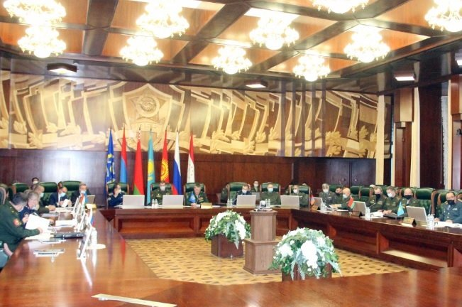 Страны-члены ОДКБ обсудили проведение совместных учений в 2021 году