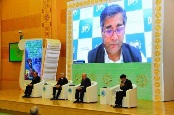 В Туркменистане была организована конференция, посвящённая Мухаммеду Байрам хану