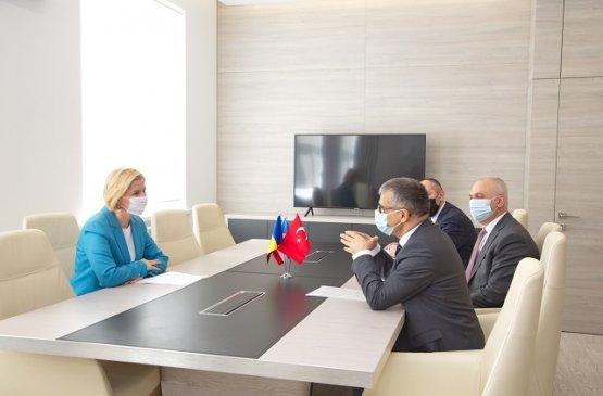 Башкан Гагаузии приглашена на дипломатический форум в Турции