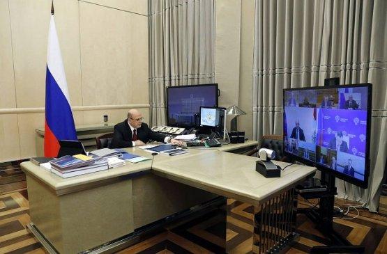 Под руководством Мишустина состоялось заседание Правительства