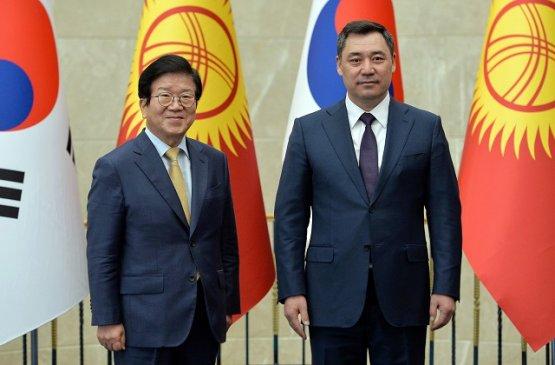 Республика Корея заявила о готовности увеличивать инвестирования в Кыргызстан