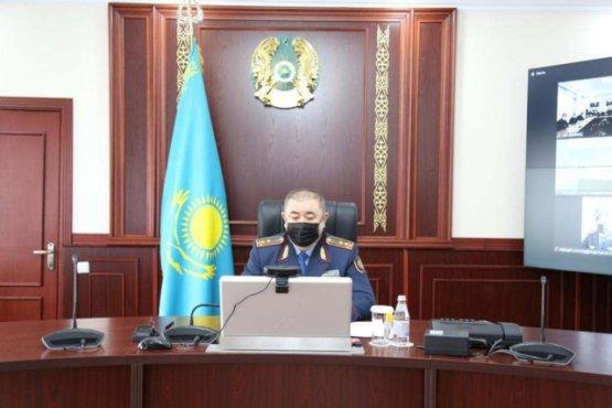 Министр МВД Казахстана открыл факультет повышения квалификации