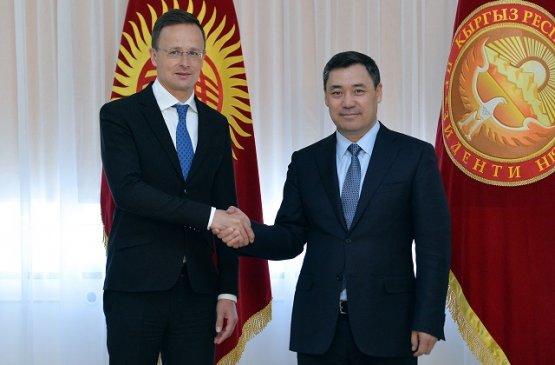 Киргизия и Венгрия планируют расширить экономические связи между государствами