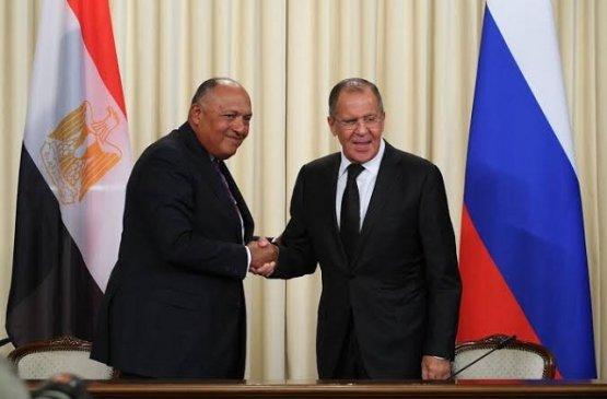 Лавров встретится с президентом Египта