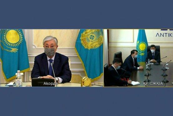 Казахстан сменил главу антикоррупционного ведомства