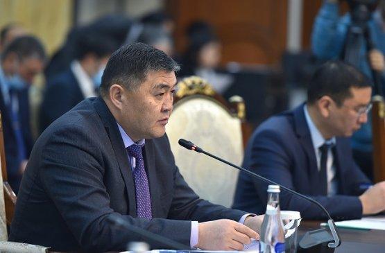 Глава ГКНБ Киргизии планирует обсудить с Узбекистаном вопрос о сохранении 30 га земли в Ынтымаке