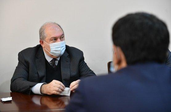 Президент Армении планирует помочь жителям Сюникской области
