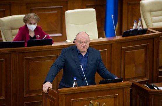 Парламент Молдовы решил ввести новые штрафные санкции