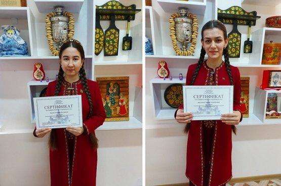 Студенты Туркменистана выиграли золотые медали на международных олимпиадах