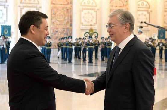Казахстан разрешил транзитный проезд из Бишкека в Таласскую область