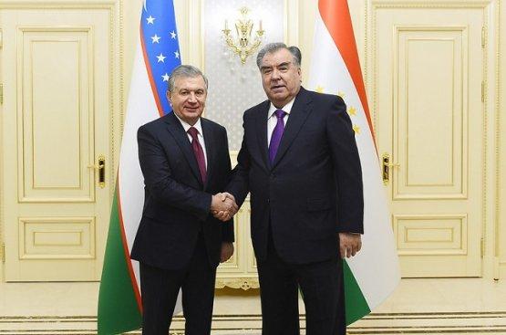Президент Узбекистана в ближайшем времени прибудет в Таджикистан с рабочим визитом