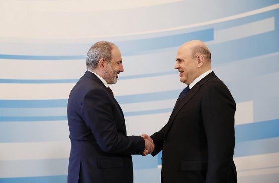 Армения приложит все усилия для углубления взаимодействия в рамках ЕАЭС