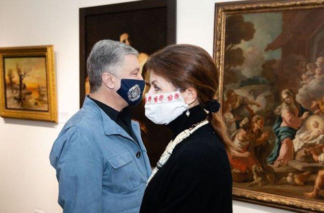 Порошенко через 6 офшоров скупал шедевры мирового искусства