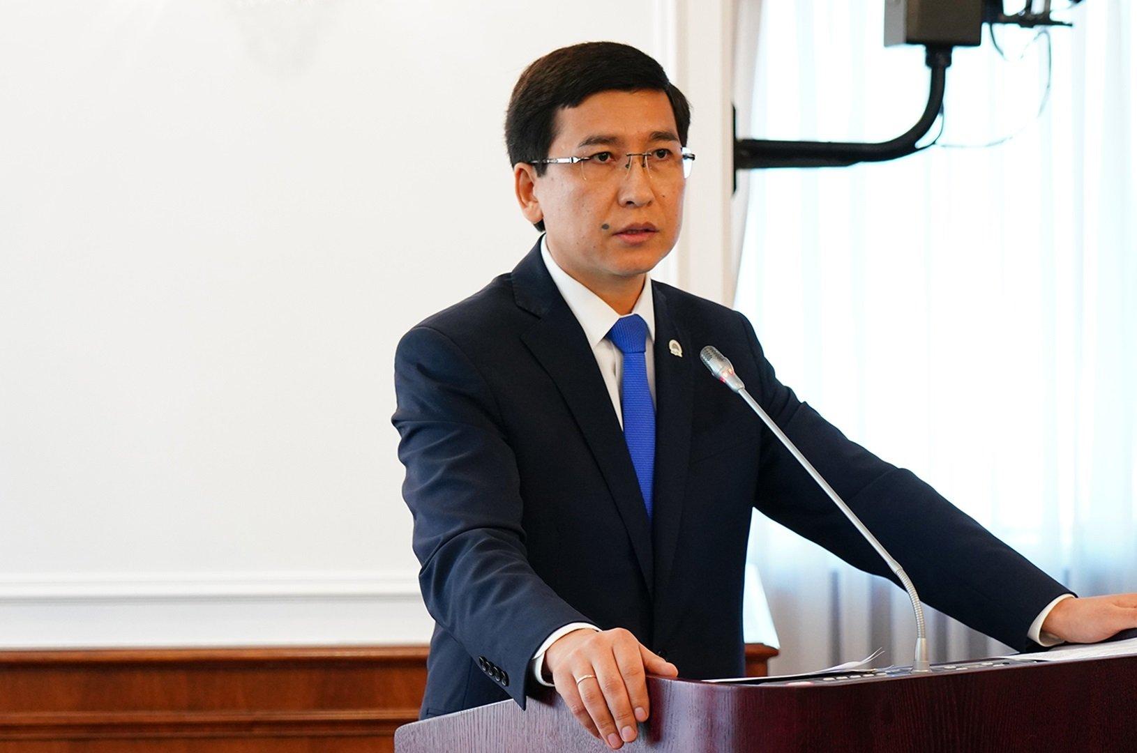Министр образования Казахстана Аймагамбетов объявил дату окончания учебного года