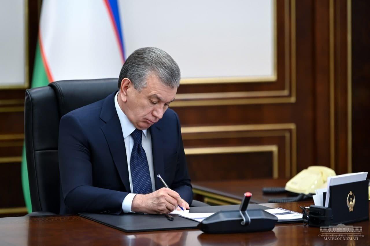 Мирзиёев подписал постановление для упрощения процесса назначения государственных выплат