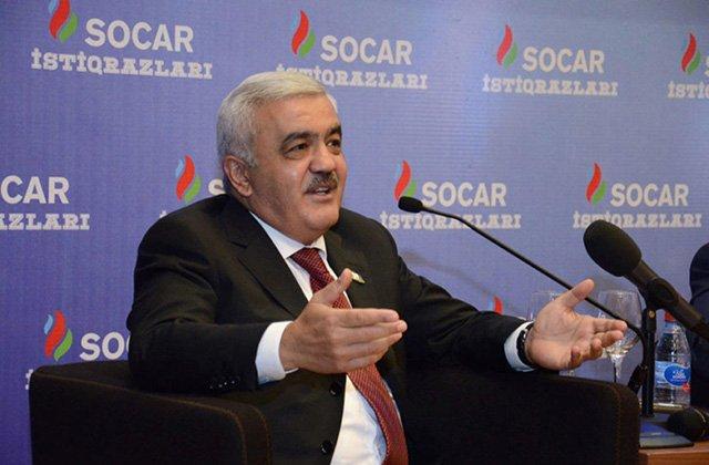 Лидер Туркменистана обсудил с главой SOCAR освоение месторождения «Достлук»