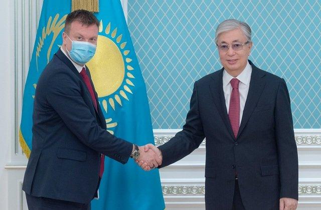 Казахстан и Финляндия обсудили сотрудничество в сфере зелёных технологий и телекоммуникаций