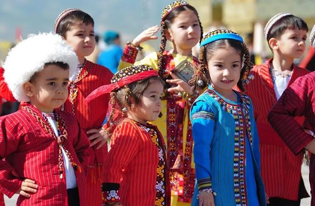 На востоке Туркменистана выявлен ребёнок с редкими способностями