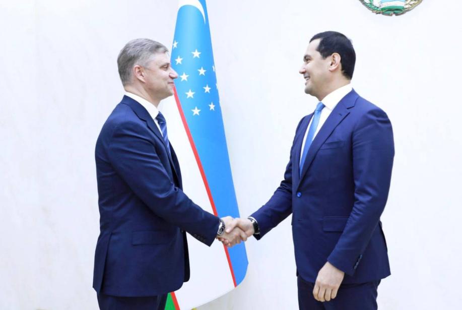 РЖД намерено привлекать узбекские кадры к строительству железных дорог в России