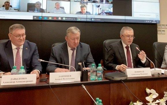 Замминистра транспорта РФ Пошивай возглавил Совет по морскому и внутреннему водному транспорту СНГ