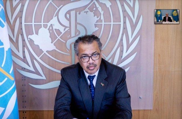 ВОЗ пообещал Казахстану содействие в продвижении отечественной вакцины «QazVac»