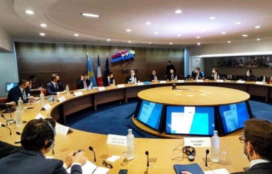Казахстан и Франция готовятся подписать дорожную экономическую карту