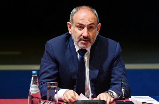 На специальном заседании парламент Армении не избрал Пашиняна премьером